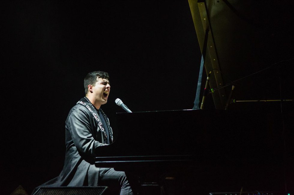 Jeremy Dutcher at New Constellations