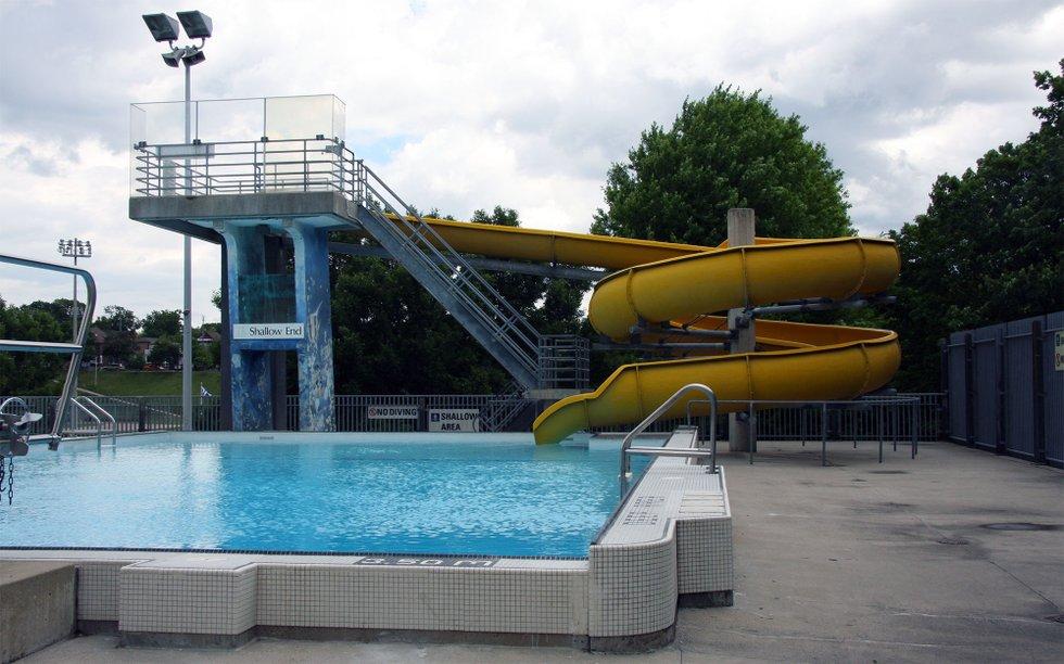 Alex Duff Memorial pool