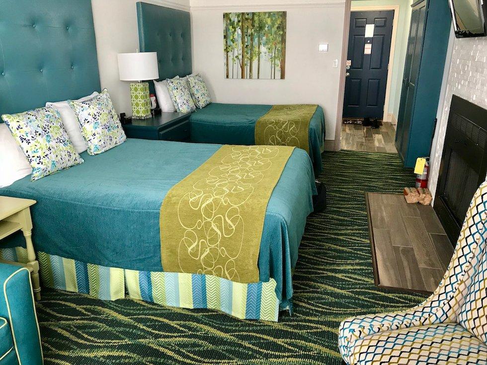 Fern Resort room