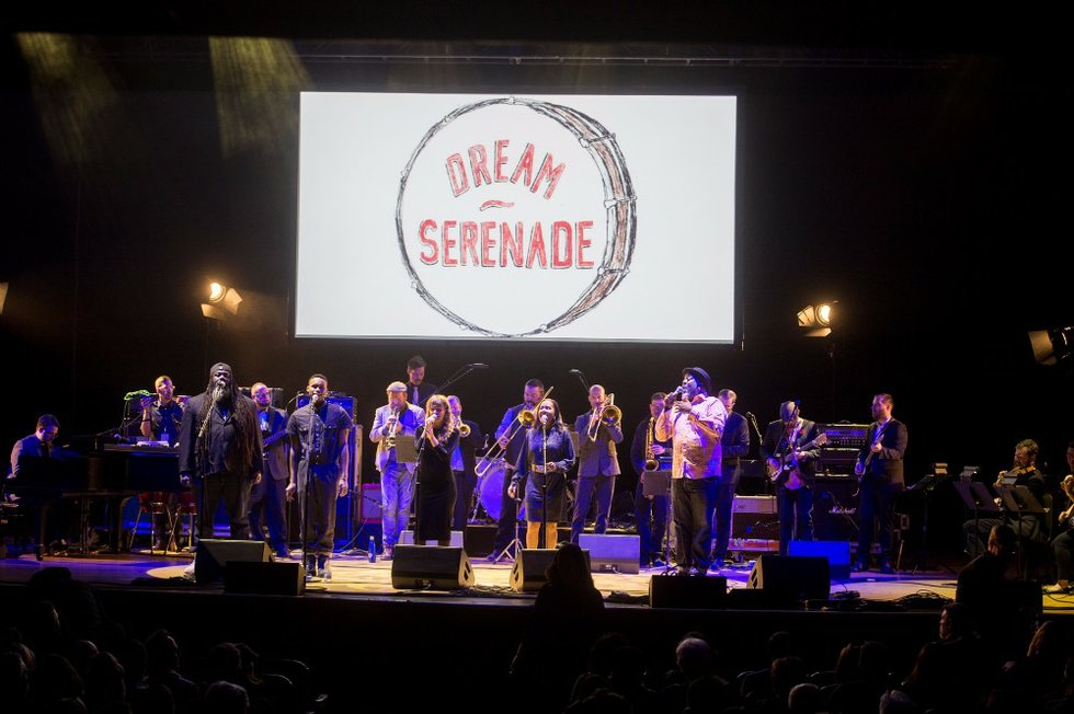 The Big Sound at Dream Serenade