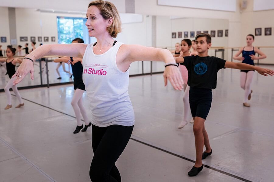 National Ballet of Canada's Summer Dance Intensive