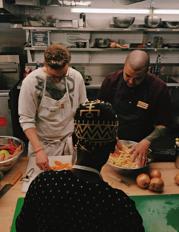 Making Atchara (Pickled Vegetables) with Chef Dennis Tay - Photo by Jona Domingo at Kapisanan.jpg