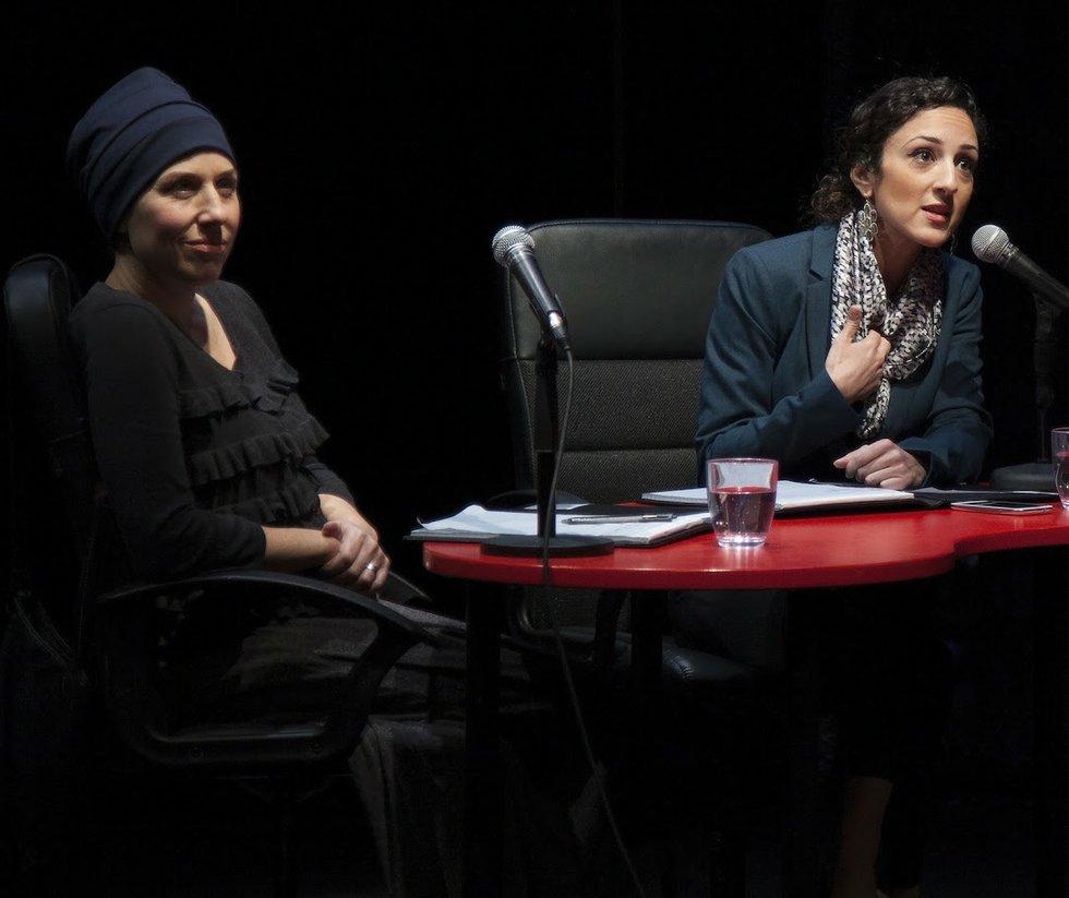 Niki Landau and Bahareh Yaraghi - cropped 7.jpg