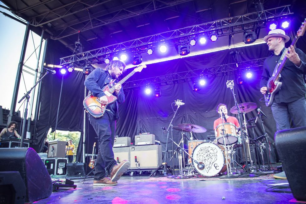 Wilco at TURF 2015