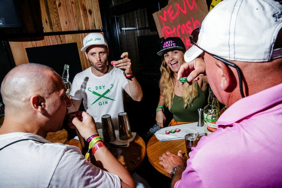 The 86 Co.'s Martim Smith-Mattsson & Jenn Kalil Behind the Bar Photo Credit Josh Brasted.jpg