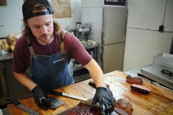 Adam Skelly of Adamson Barbecue