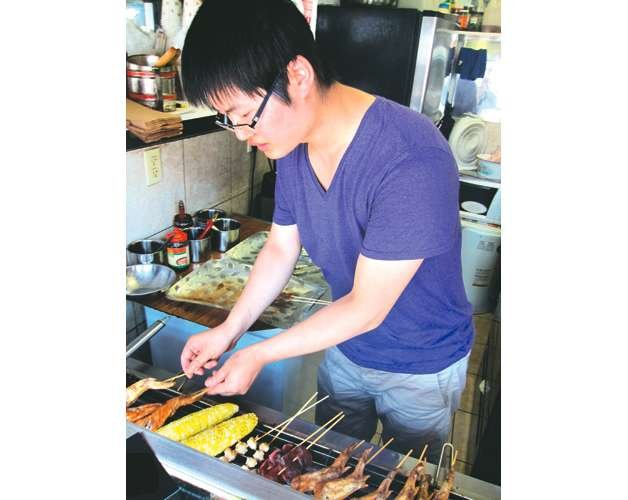 BBQ Store's Shi Ming