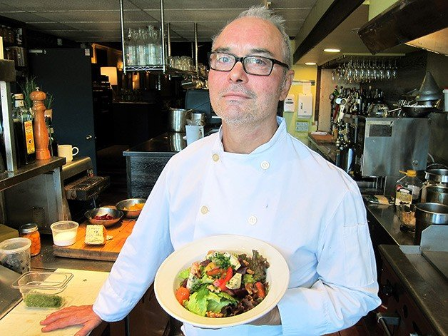 Chef Edward Levesque