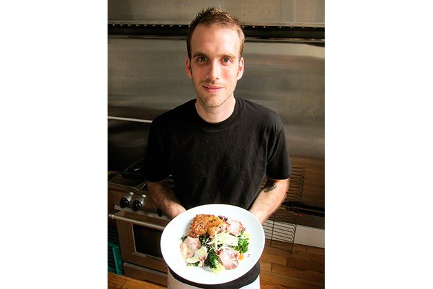 Chef Jason Becker