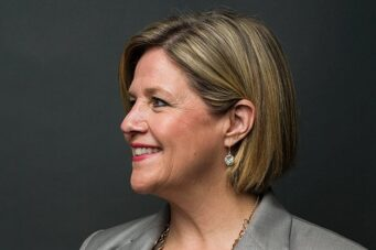 A photo of Ontario NDP leader Andrea Horwath