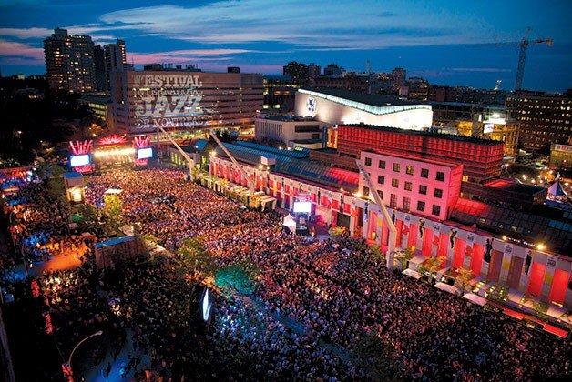 © Festival International De Jazz De Montréal, Jean-François Leblanc