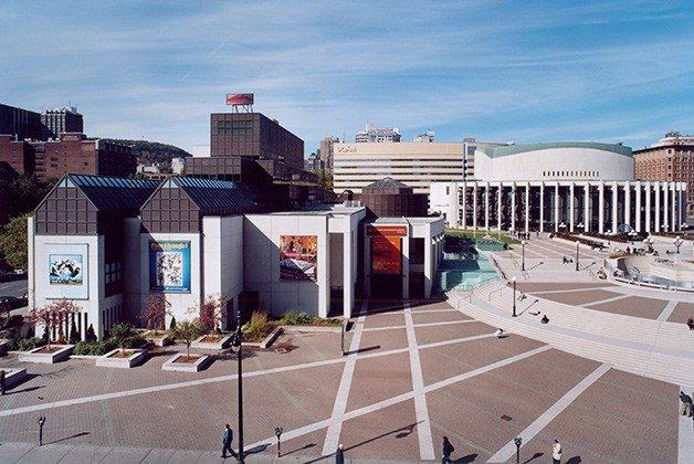 © Musée d'art contemporain de Montréal