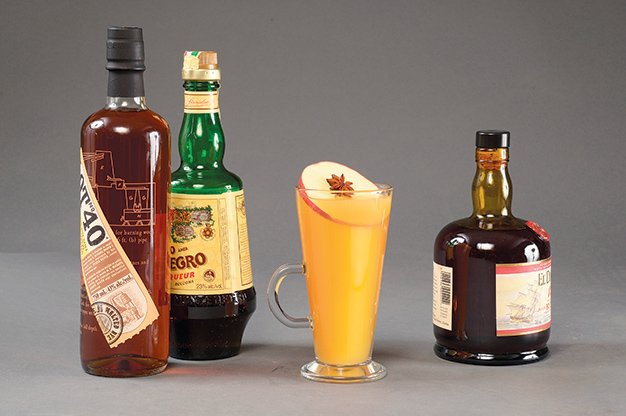 Spiked cider