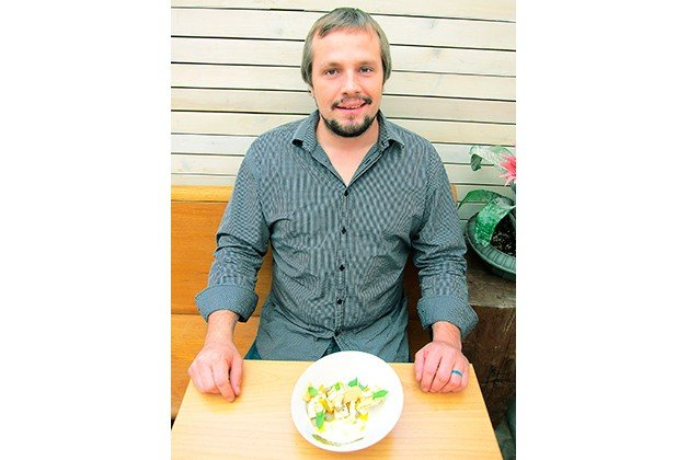 Chef Jacob Sharley Pearce