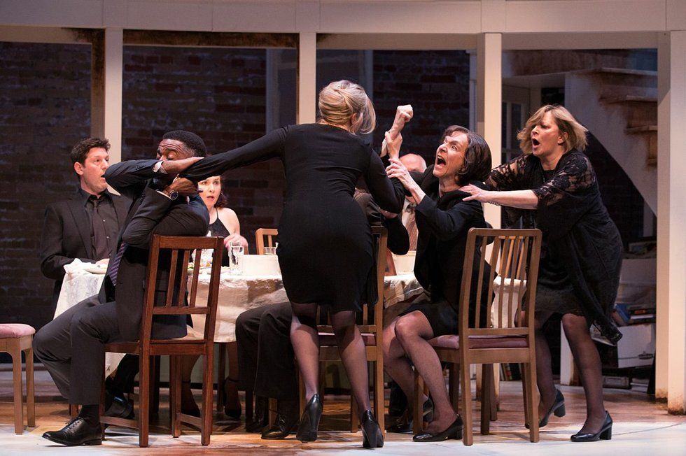 Ensemble in August: Osage County, Soulpepper 2019