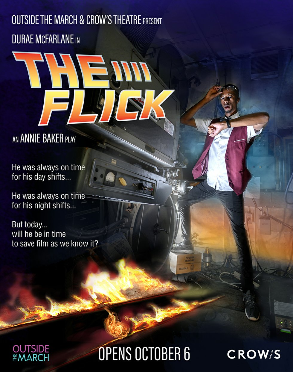 The Flick Back poster