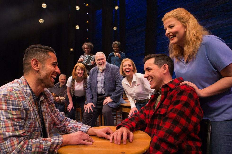 Come From Away, Canadian cast, 2019-2020