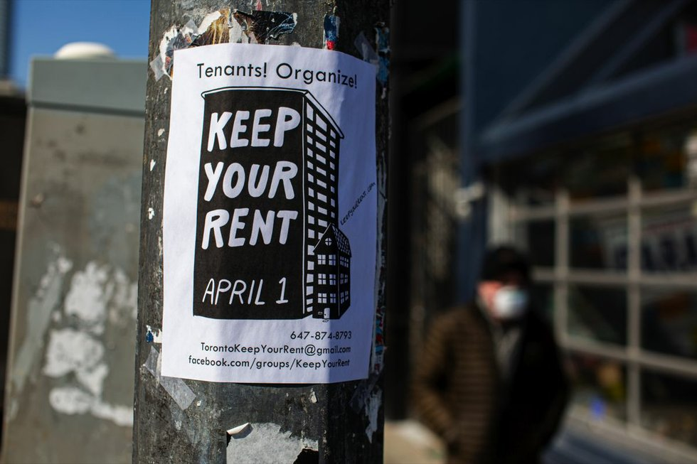 Keep Your Rent poster