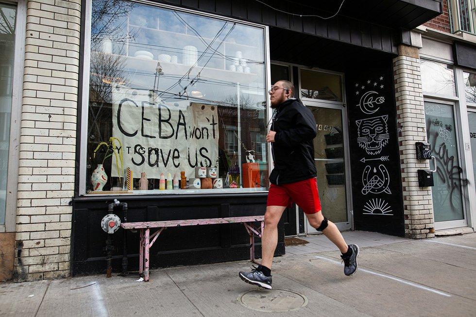 Coronavirus CEBA wont save us