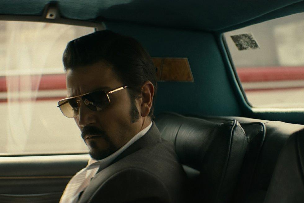 Diego Luna Narcos Mexico season 2