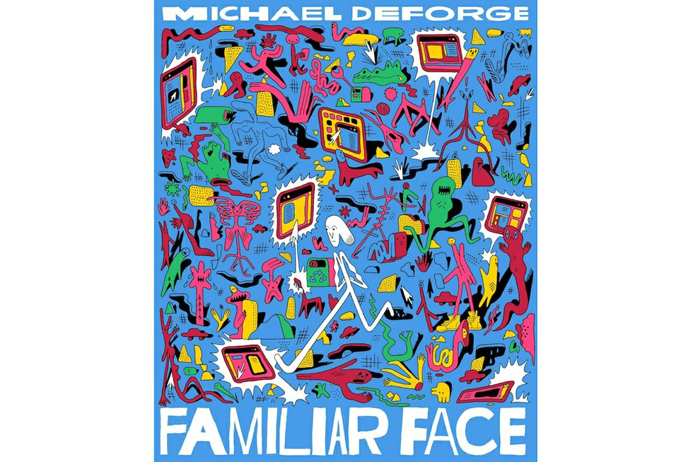 Familiar Face Michael DeForge Father's Day Gifts 2020