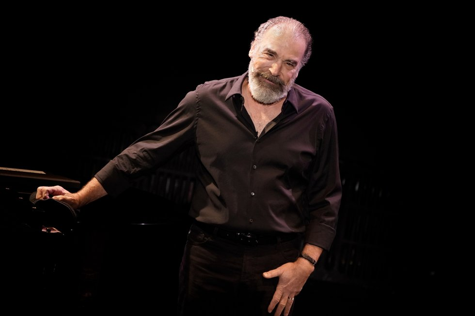 Mandy Patinkin In Concert: Diaries, 2019