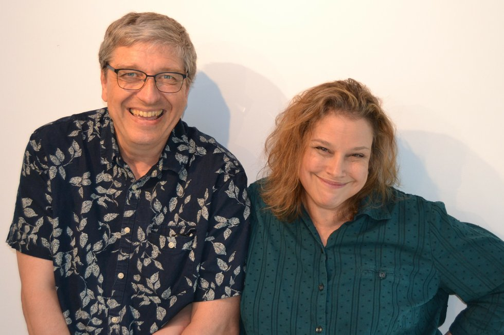 Mark Brownell and Sue Miner, Pea Green Theatre