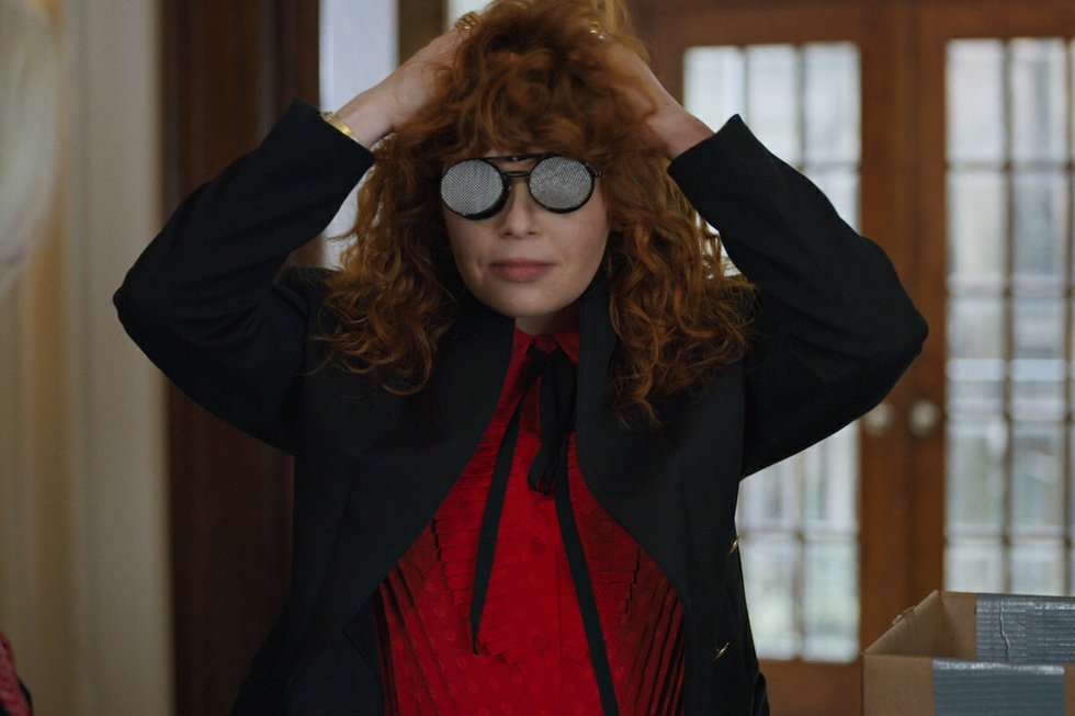 Best TV shows 2019 - Russian Doll