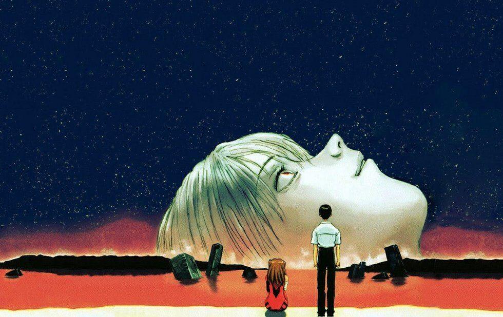 Neon Genesis Evangelion Serien Stream