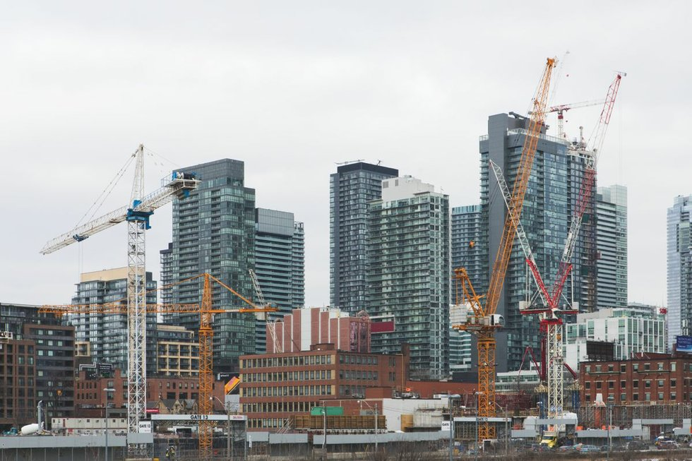 PRINT_Condo Towers and Cranes.jpg