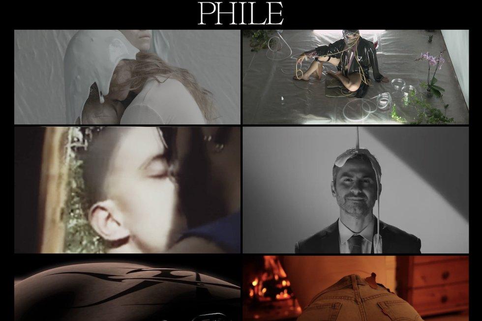 Phile online erotica