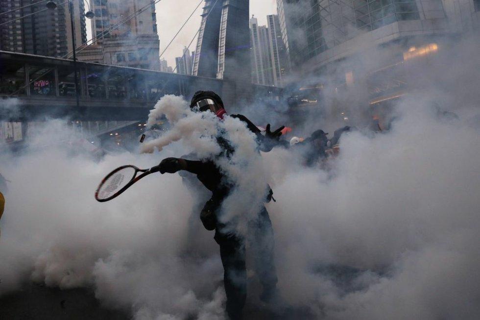 Stand With Hong Kong Journalists Sam Tsang
