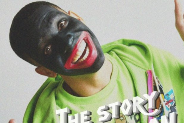 Screen Shot Drake in Black face.png