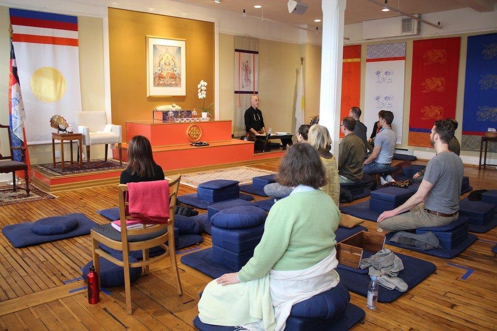 Shambhala Meditation Centre