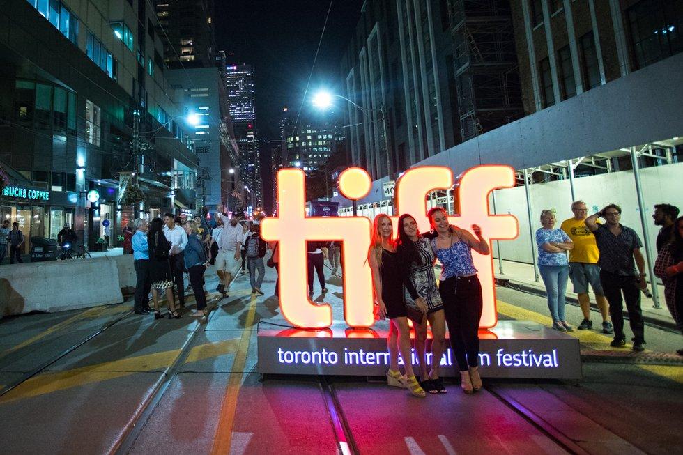 TIFF 2019 Festival Street