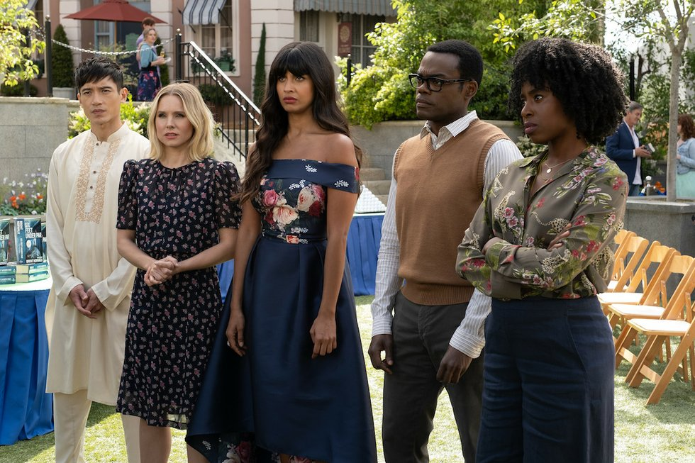 Best TV shows 2019 - The Good Place season 4