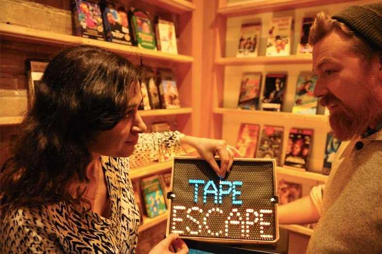 The Tape Escape, Outside the March