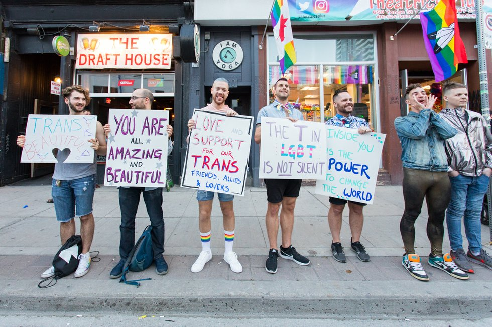 Trans March 2019