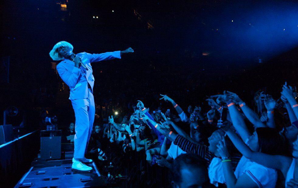 Tyler, The Creator at Scotiabank Arena, 2019