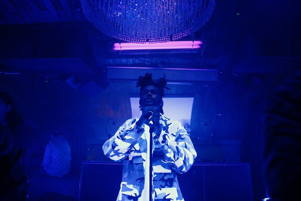 Uncut Gems The Weeknd