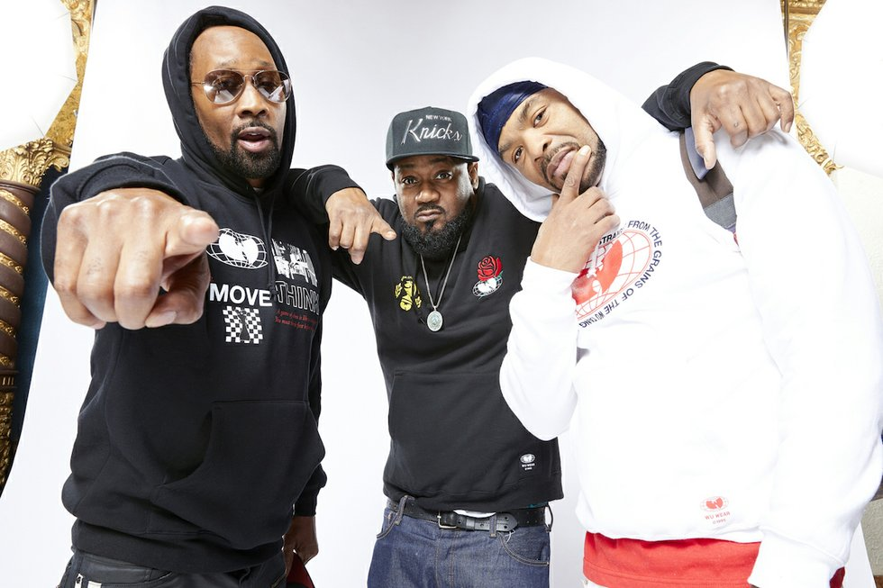 Best TV shows 2019 - Wu Tang Clan of Mics And Men