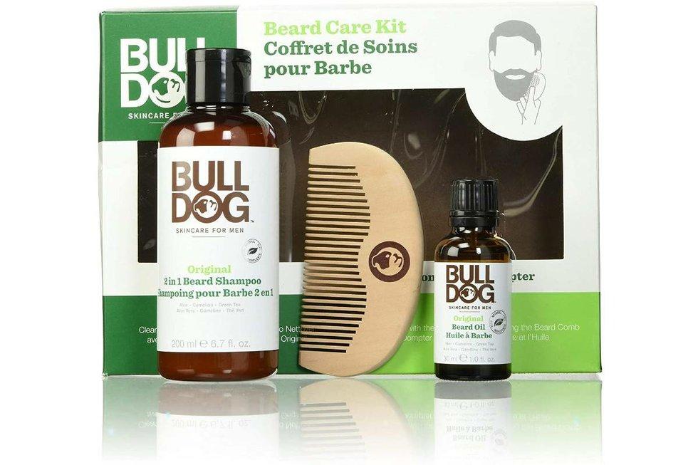 bulldog beard kit