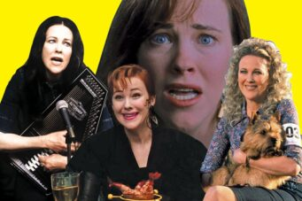 Catherine O'Hara best movies ranked graphic