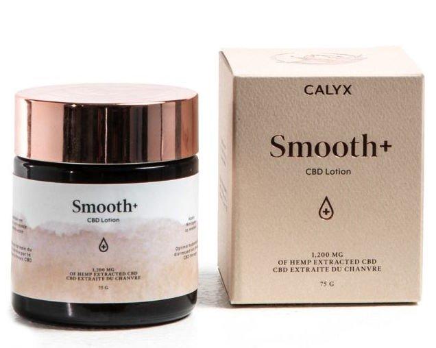 Calyx Wellness Smooth lotion