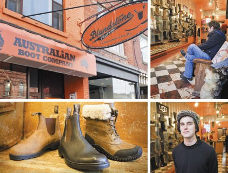 Australian Boot Company - NOW Magazine