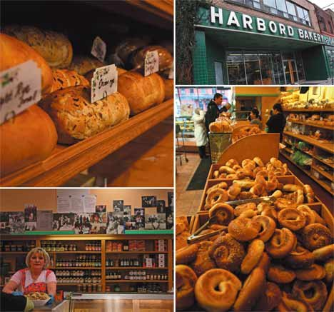 Harbord Bakery carries downtown Toronto's best bagels and blintzes.