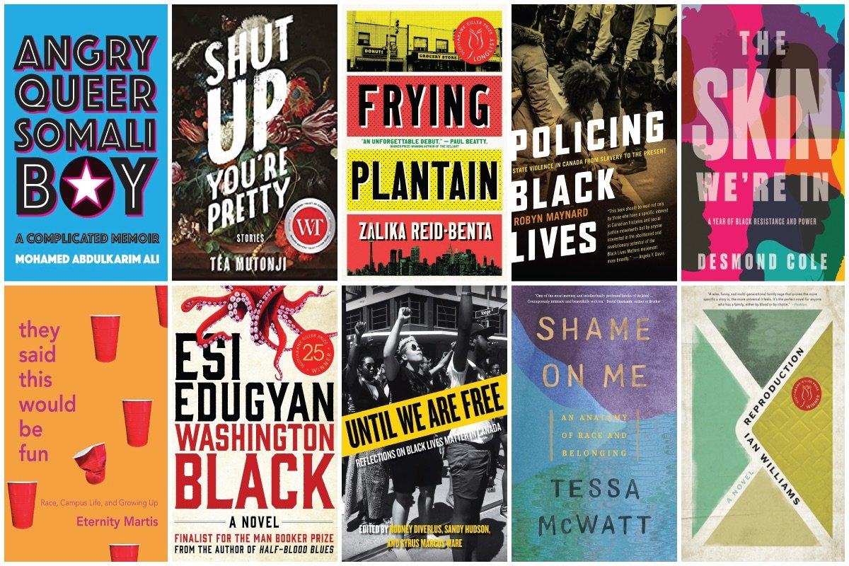 11 Essential Books To Read By Black Canadian Authors Now Magazine He doesn't have time for feelings. black canadian authors