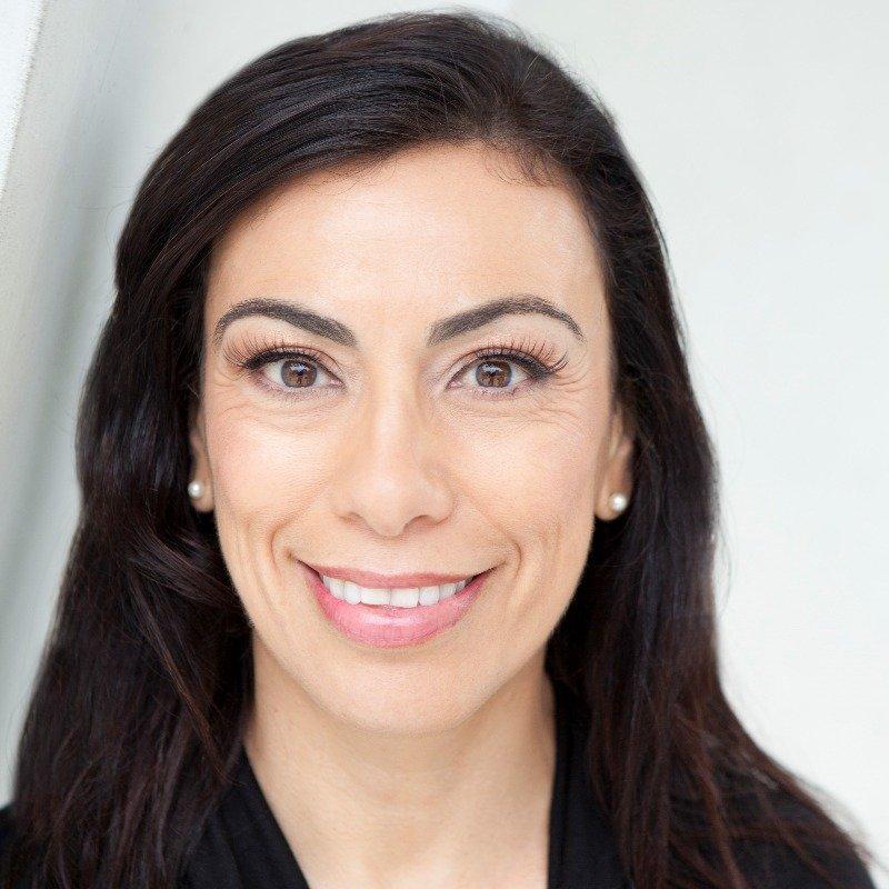 Carmen Aguirre headshot, 2019