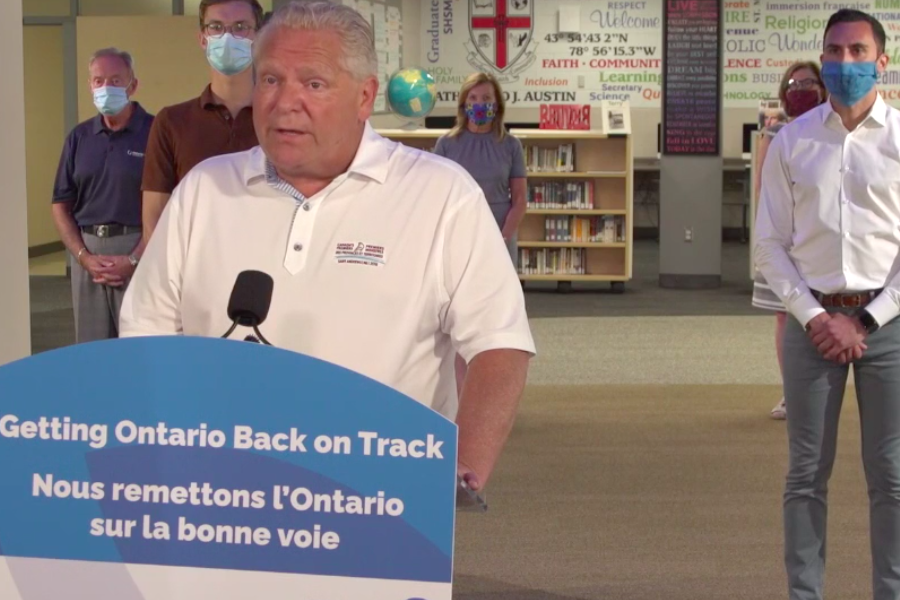 Doug Ford Trying To Force Teachers To Strike With Back To School Measures Now Magazine