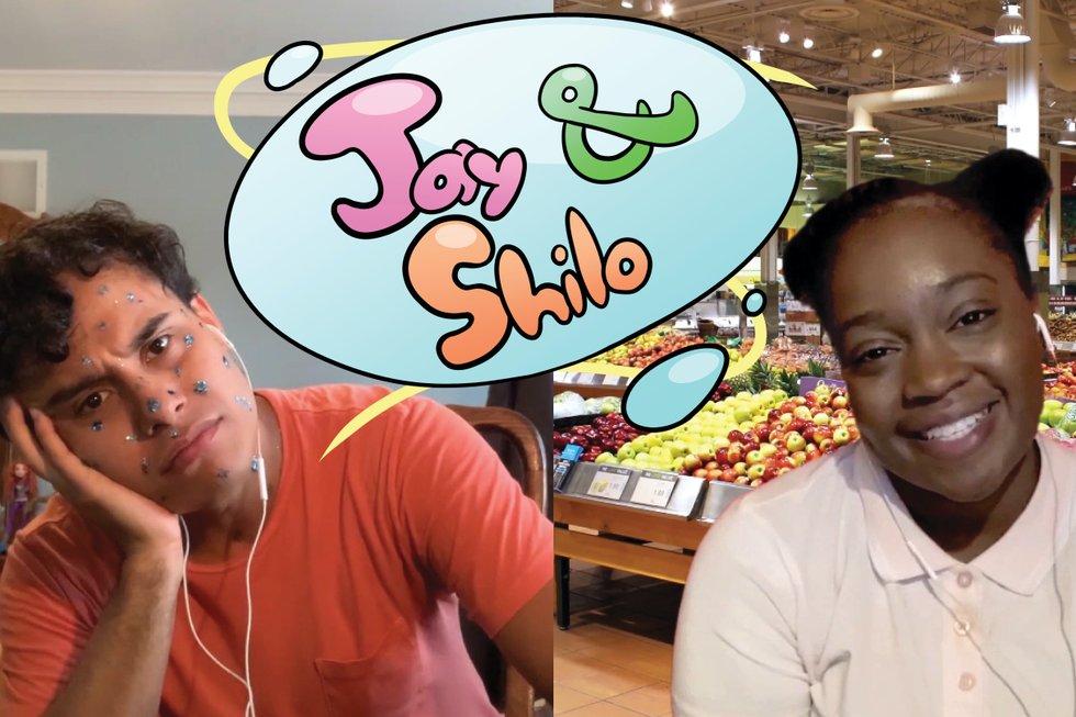 Jay and Shilo Phrantic Phone Call, Fringe 2020
